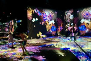 Future Park Teamlab Indonesia A-Z